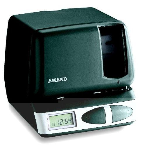 Amano Cincinnati PIX-21 Electronic Time Recorder