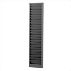 time-card-rack-190H-grey