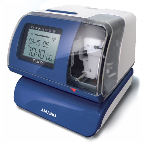 AmanoCincinnatiPIX-200-ElectronicTimeRecorder